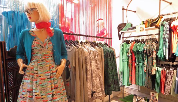 Vintage Store in Antwerpen