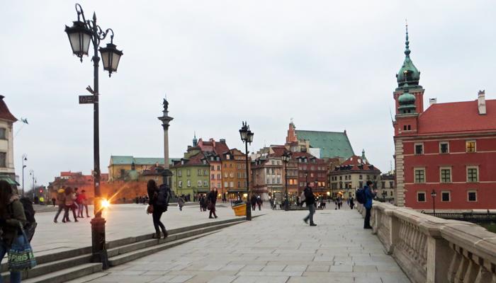 Altstadt Warschaus