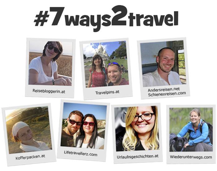 7ways2travel Reiseblogger Österreich