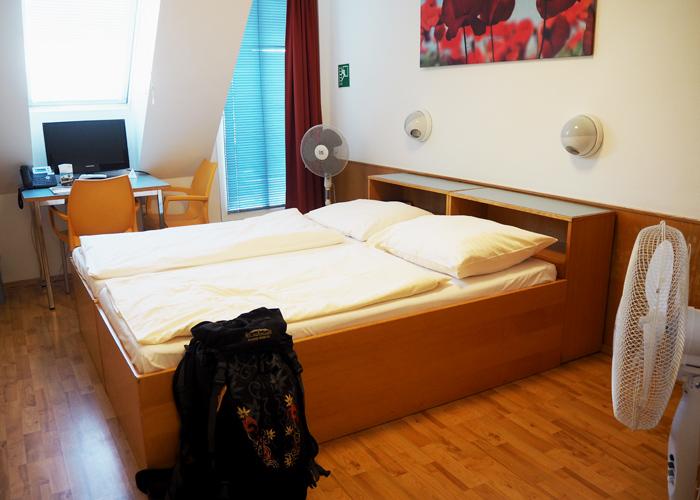 AllyouNeed Hotel Vienna2_guenstiges Hotel in Wien_Zimmer