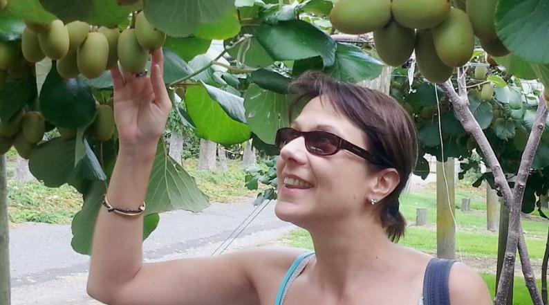 Eine Österreicherin in Neuseeland: Birgit Krickl hat den Schritt gewagt und ist ausgewandert.