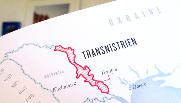 Transnistrien gehört zu den nicht anerkannten Staaten.