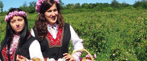 Bulgarien: im Tal der Rosen
