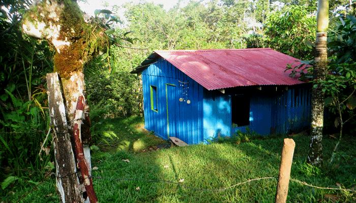 Ferienhaus Casita Azul in Costa Rica