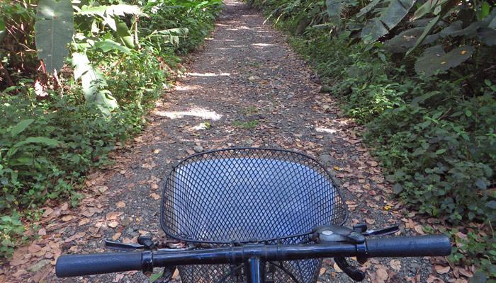 Radtour in Costa Rica