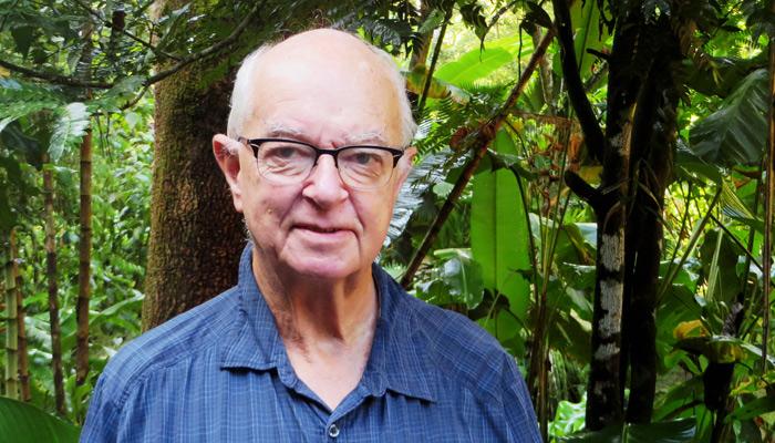 Michael Schnitzler vom Regenwald der Österreicher