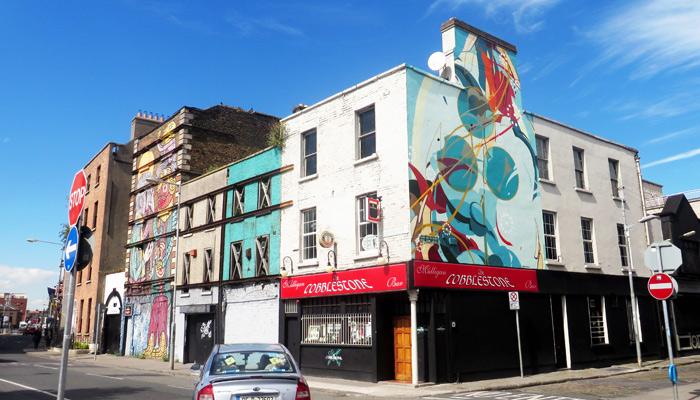 Smithfield Dublin interessante Orte