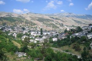Gjirokastra gehört zum Weltkulturerbe der UNESCO.