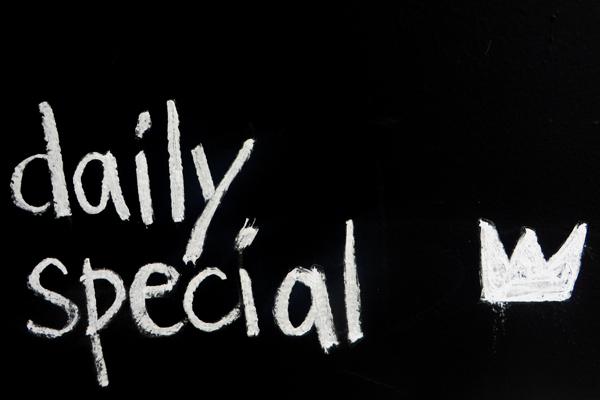 Daily Special im Kaisers in Graz