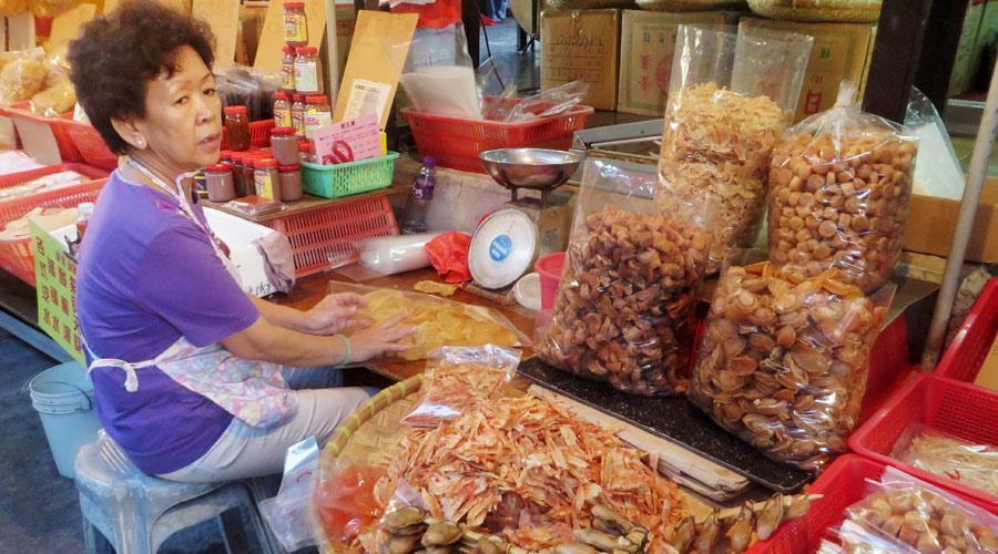 Fischmarkt, Lantau Island