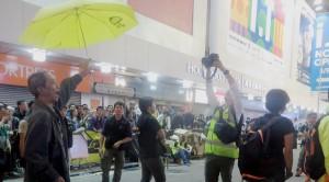 Regenschirmrevolution Hongkong