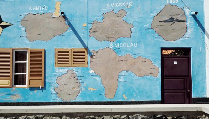 Kapverden Inseln Überblick