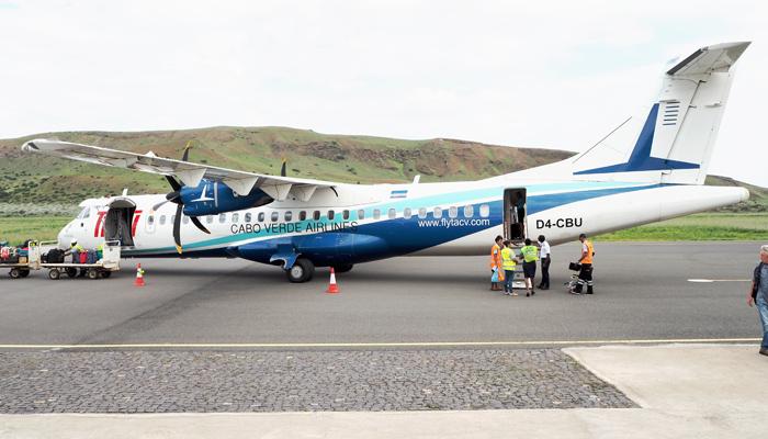 TACV, die Fluggesellschaft der Kapverden