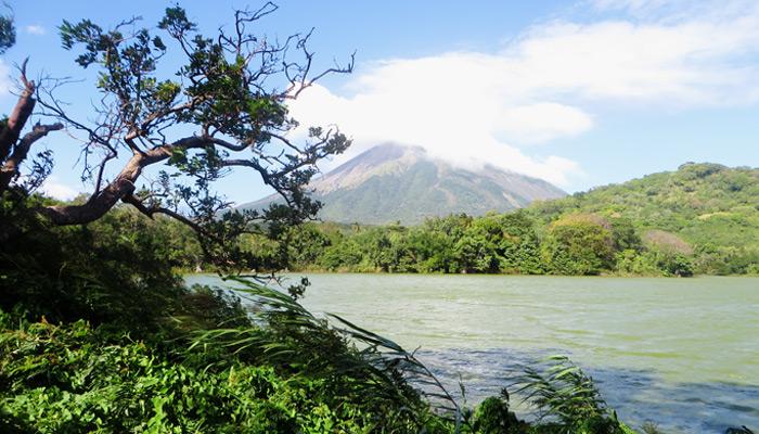 Insel Ometepe in Nicaragua