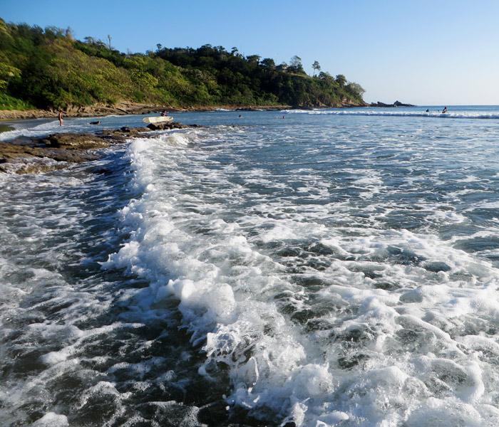 Playa de Maderas in Nicaragua