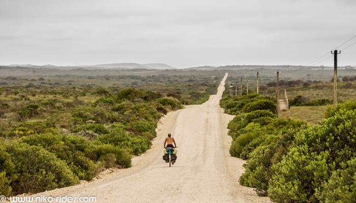 Mit dem Fahrrad um die Welt - Südafrika