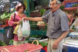 Markt in Paris
