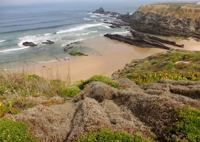 Wandern entlang Portugals Küste