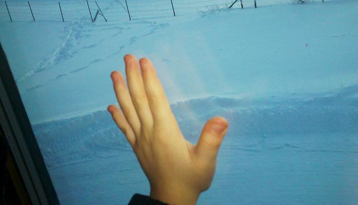 Flüchtlingscamp nahe Kirkenes
