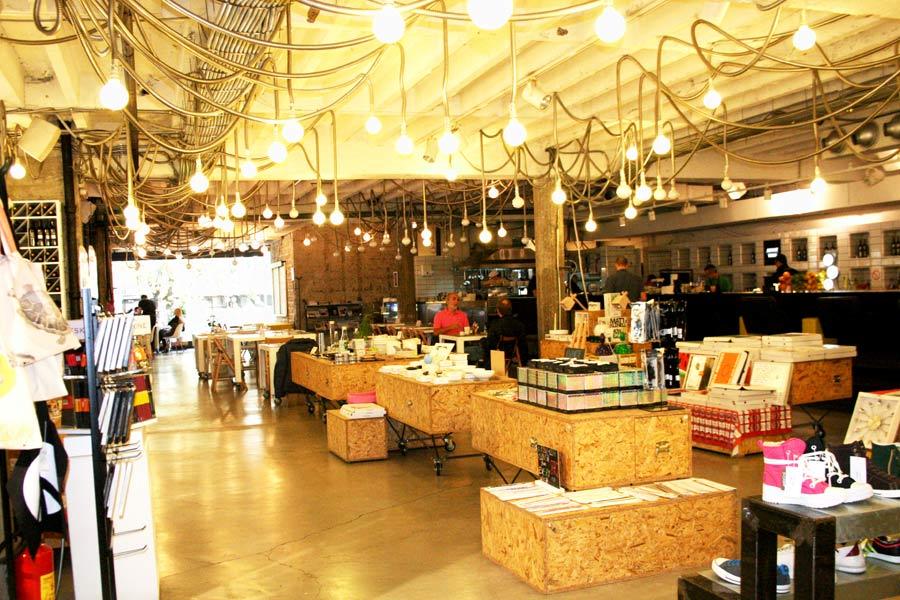 Concept Store Supermarket in Belgrad