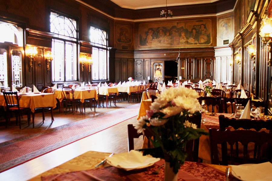 Restaurant Dve Jelena in Belgrad