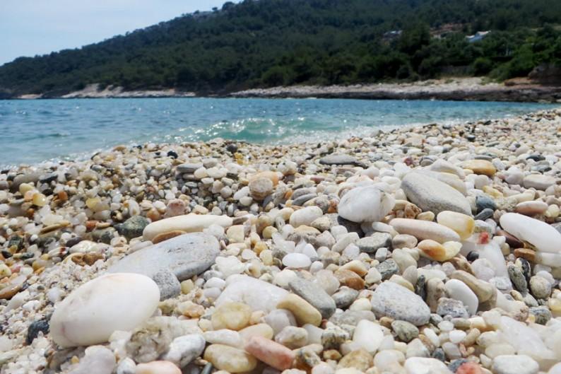Urlaub in Thassos, Griechenland