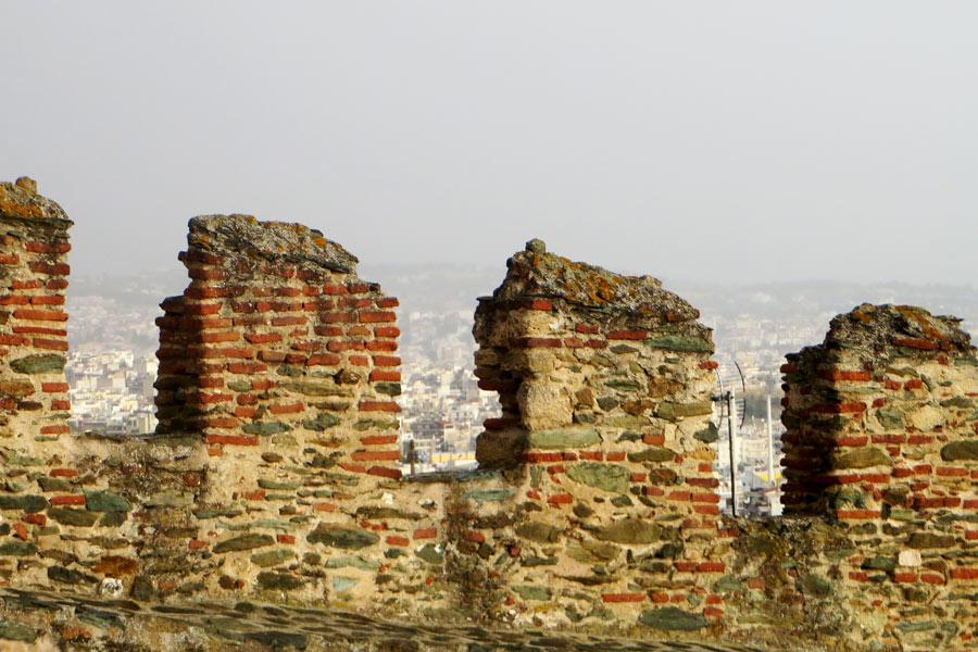 Thessaloniki Stadtmauer