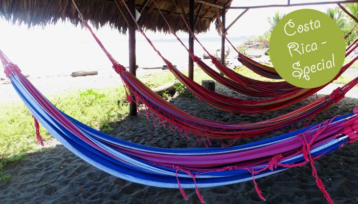 pura vida in Costa Rica - Hängematten