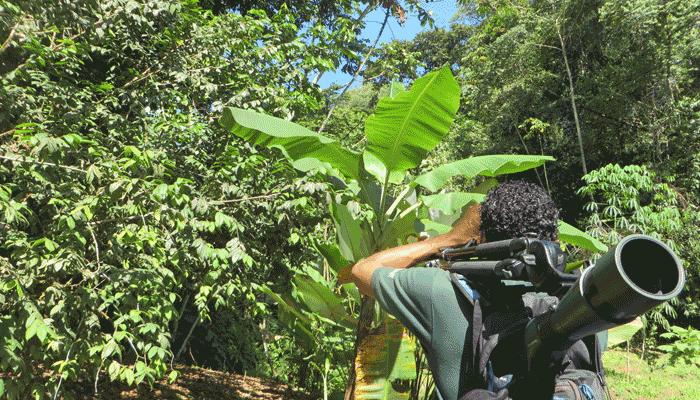 Tourguide in Costa Rica
