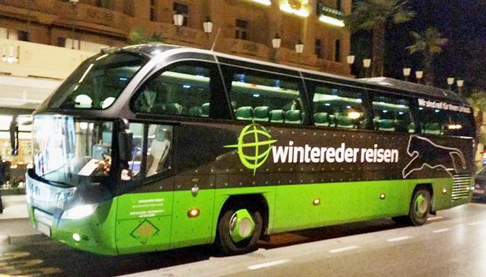 Wintereder Bus