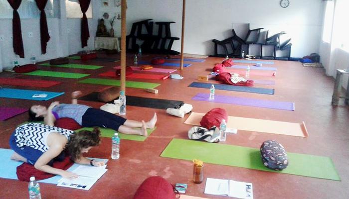 Yogaausbildung in Indien