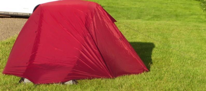 Campinmygarden: Zelten in fremden Gärten