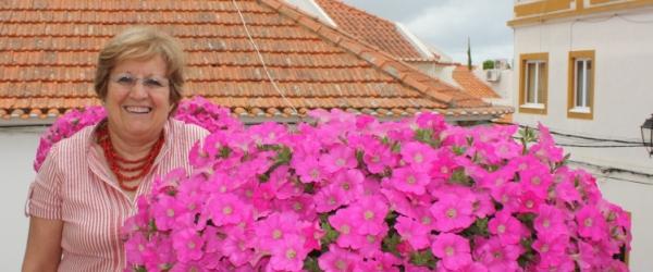 Idália Costa José ist stolz auf jedes Detail in ihrem Casa do Adro.