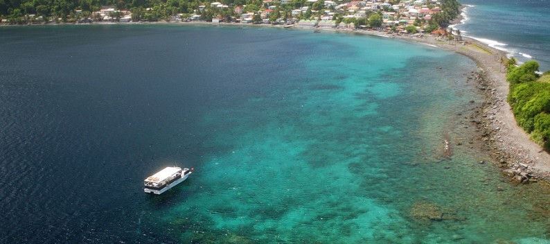 Karibikinsel Dominica