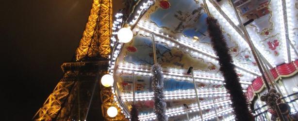 Stadtspaziergang durch Paris