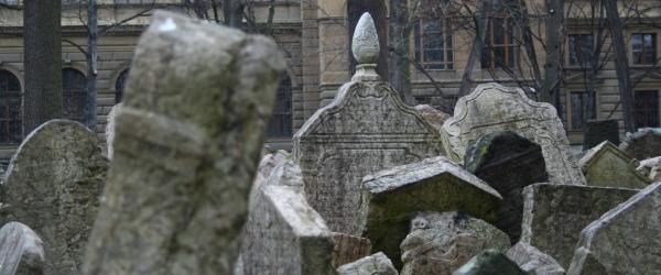 Jüdischer Friedhof Prag