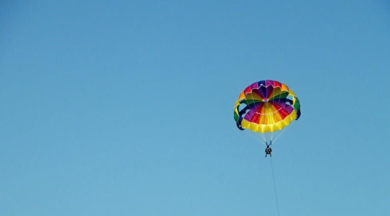 Überflieger auf Rhodos