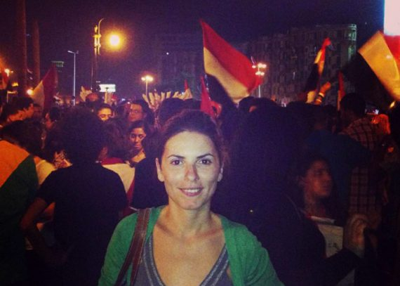 Sharine aus Ägypten