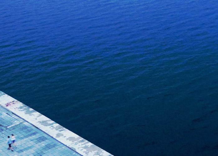 Griechenland_ Das Meer bei Thessaloniki