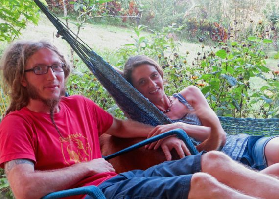 Casita Azul in Costa Rica