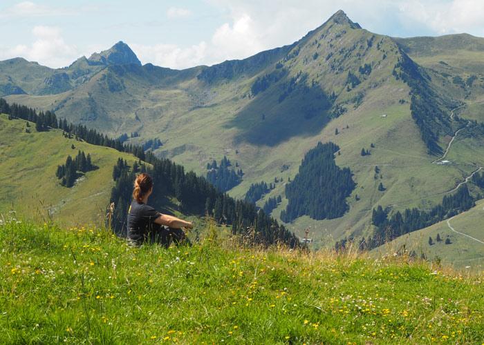 Wandern in Hinterglemm