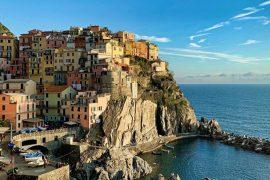 Wandern an der Cinque Terre