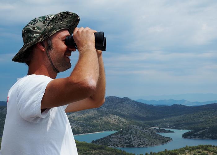 Feuer-Beobachter auf Dugi Otok