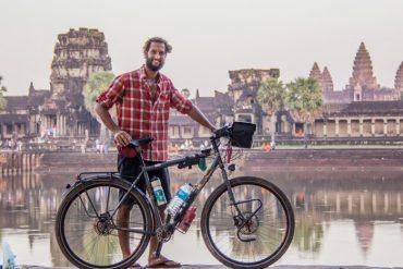 Weltreise mit dem Fahrrad