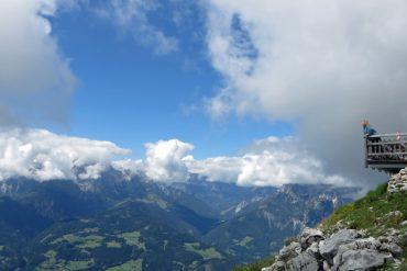 Wandern ohne Auto in Salzburg