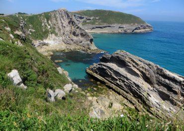 Die Küste von Asturien