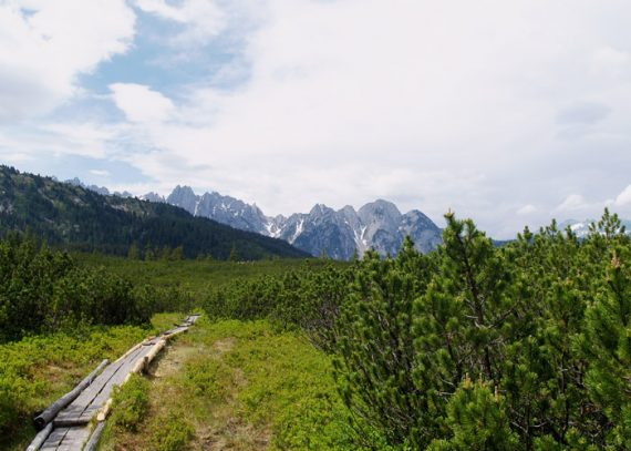 BergeSeenTrail im Salzkammergut