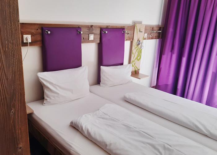 Explorer Hotel Zimmer