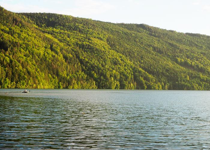 Slow Trail Millstätter See in Kärnten