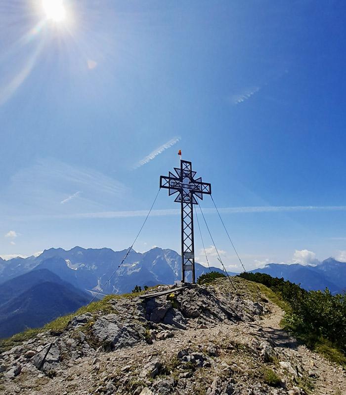 Gipfel Storschitz